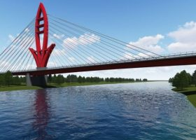 Arno: nuovo ponte fra Lastra a Signa e Signa. E anche una strada extraurbana