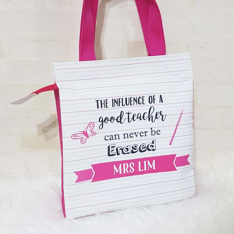 Personalized Teacher Gifts Singapore - Tote Bag