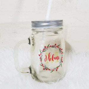 Customised Mason Jar Singapore
