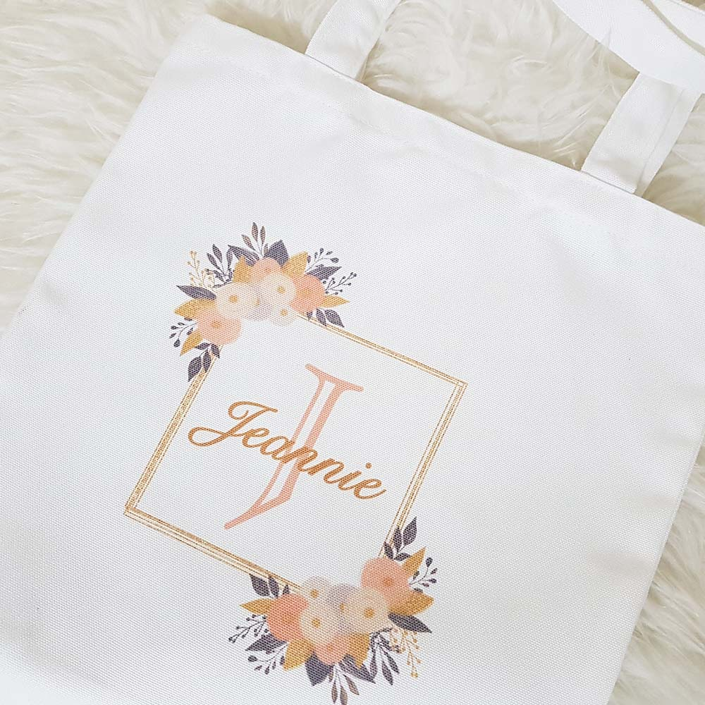 Personalised Tote Bag Singapore   Customised Christmas Gifts
