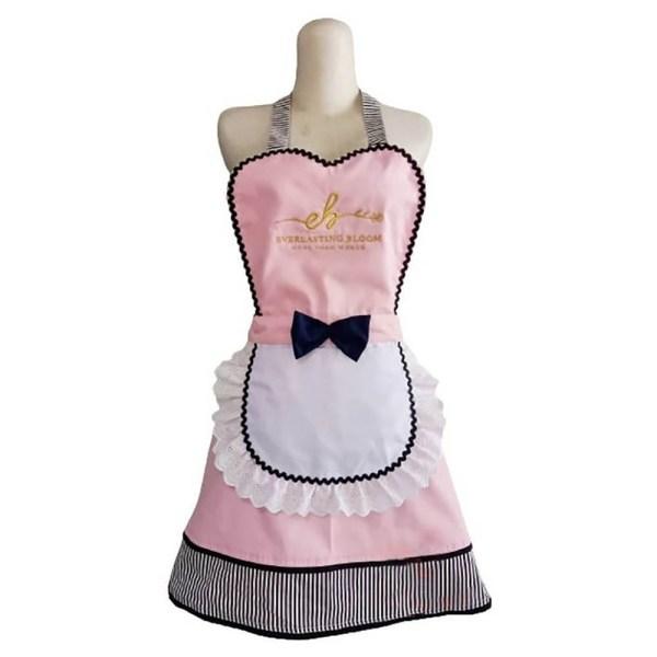 Customized Maid Apron Singapore | Personalised Apron with Name