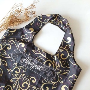 Foldable Shopping Bag Singapore | Personalised Bag with Name