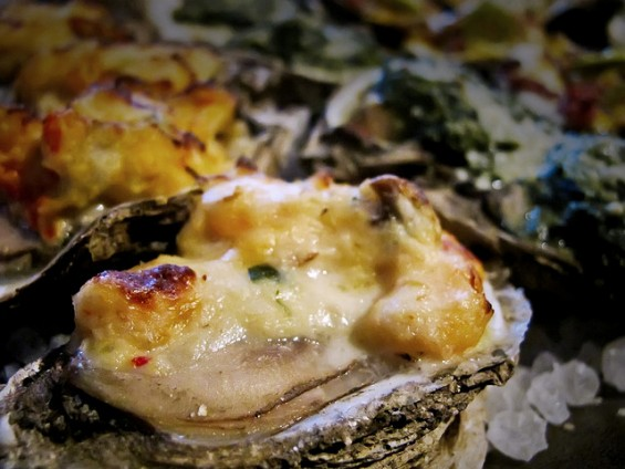 Eating and Drinking Poems Seamus Heaneys Oysters