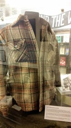 Jack Kerouac's jacket
