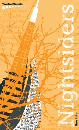 The cover of Nightsiders - Published by Twelfth Planet Press