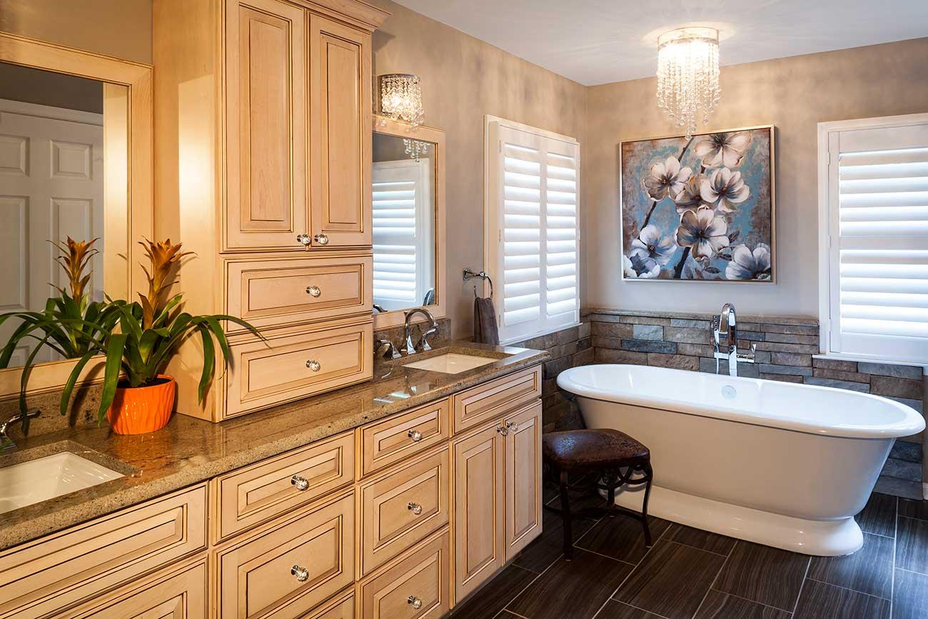 AwardWinning Bathroom Remodeling Baltimore  TW Ellis
