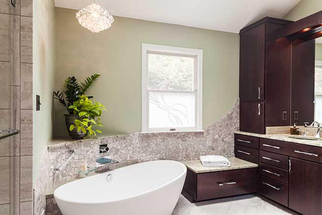 Top Bathroom Remodeling Projects by TW Ellis  Baltimore Contractor