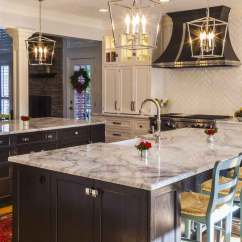 Remodeled Kitchen Island With Drop Leaf T W Ellis Home Remodeling Bath Additions Decks Baltimore Photo Gallery
