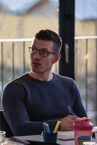 Trainer Chris Eijkenaar Profiel