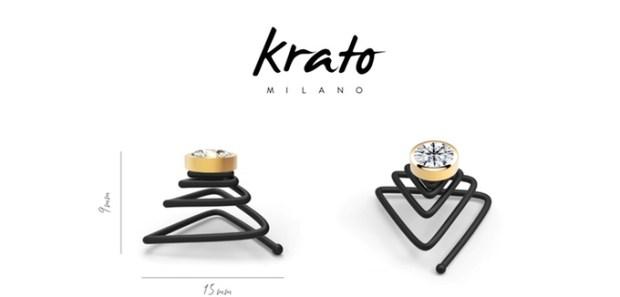 Gioielli da barba Krato Milano