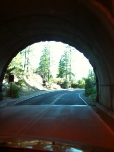 tunnel of tiredness
