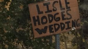 Wedding THIS way....
