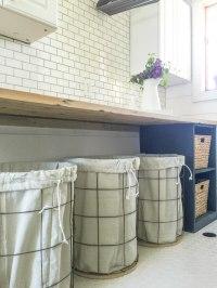 The Perfect DIY Laundry Folding Table - Twelve On Main