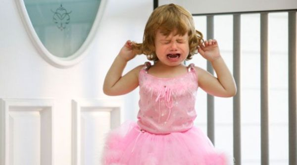 Handling Your Child's Temper Tantrum