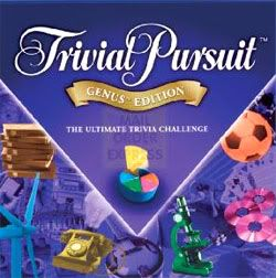 Family Board Games: Trivial Pursuit