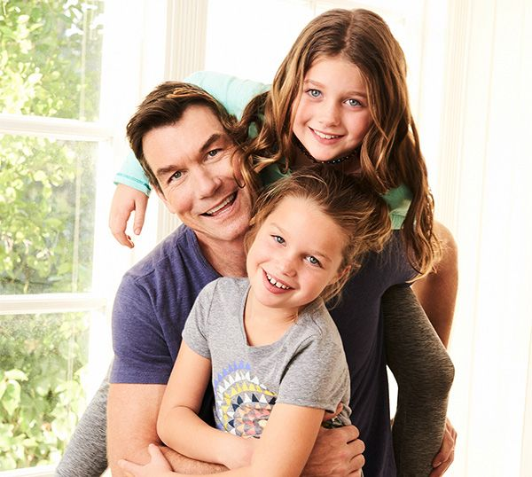 Jerry O'Connell Talks About Preparing His Twins For Life