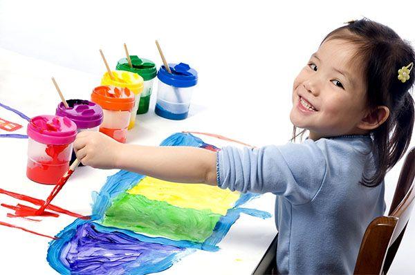 Activities To Help Your Pre-schooler's Pre-writing Skills