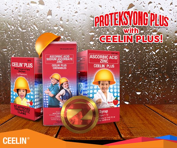 Proteksyong Plus Ng Ceelin Plus: Your Child's Shield Against Illnesses