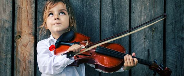 What Instrument Does Your Kid Want To Play?