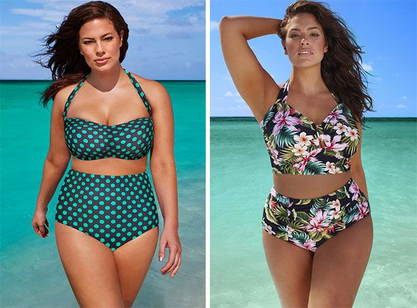A High Waisted Bikini From An Online Retailer Will Help You Rock Your Beautiful Bod