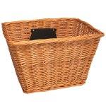 Large Wicker Basket For Bike Twenty Go