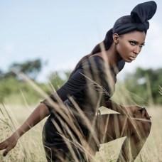 Raven: Fashion Editorial