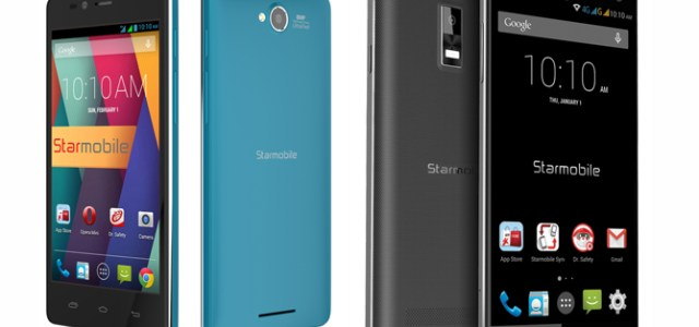 STOCKING STUFFER   Starmobile Up Snap and Knight X