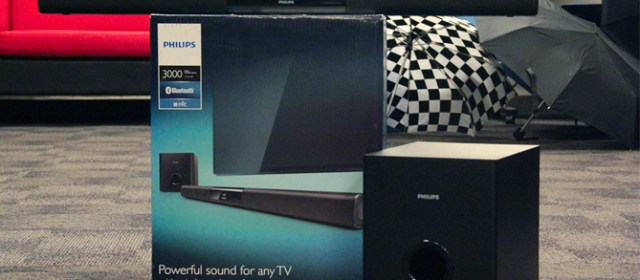 DAILY DRIVEN | Philips HTL3140B/F7 Soundbar Speaker
