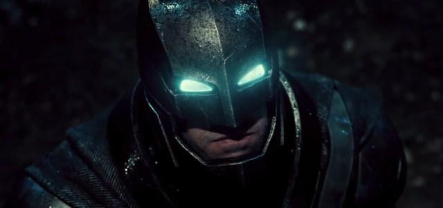 Behold: the official Batman v. Superman trailer