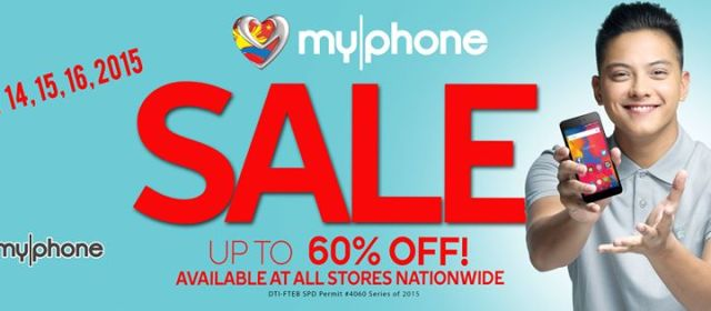 MyPhone holds big 3-day Warehouse Sale this weekend