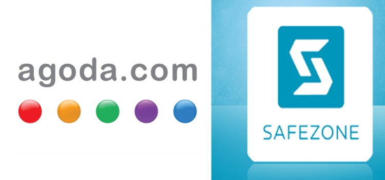 Safezone now offers free hotel bookings via partner, Agoda.com