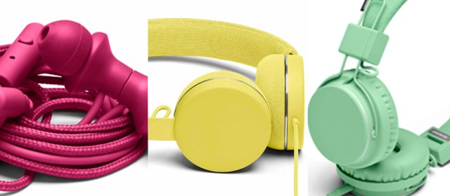 Urbanears releases new color collection for its products
