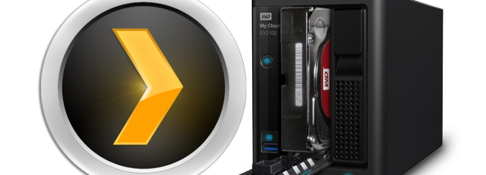 You can now use Plex on your WD My Cloud storage devices