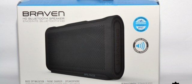 FIRST IMPRESSIONS | Braven Balance Bluetooth Speakers