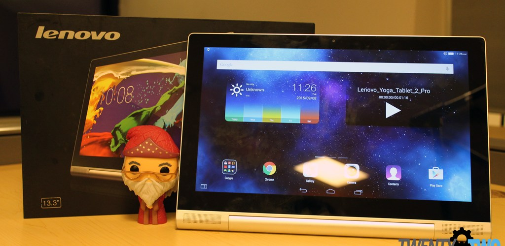 DAILY DRIVEN | The Lenovo Yoga Tablet 2 Pro