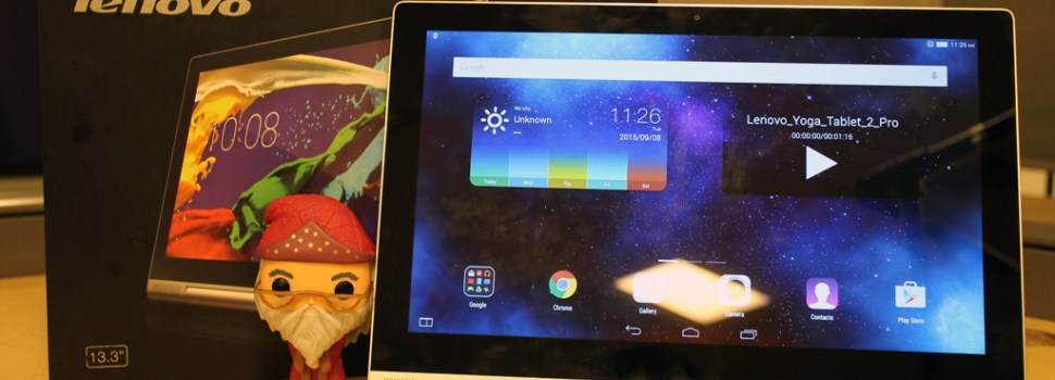 DAILY DRIVEN | The Lenovo Yoga Tablet 2 Pro