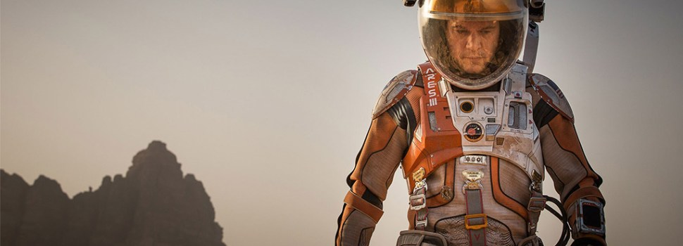AOC Unveils All-New Ultra Slim Monitors to Announce the Theatrical Release of The Martian