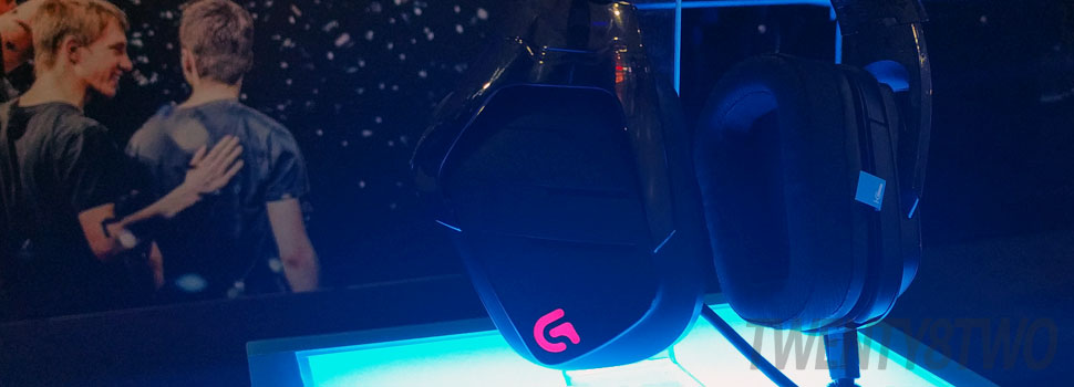 Logitech G Unveils New Gaming Peripherals
