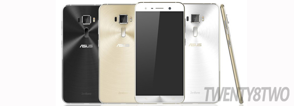 ASUS ZenFone 3 is finally released to the Philippines! Prices start at Php. 8,000