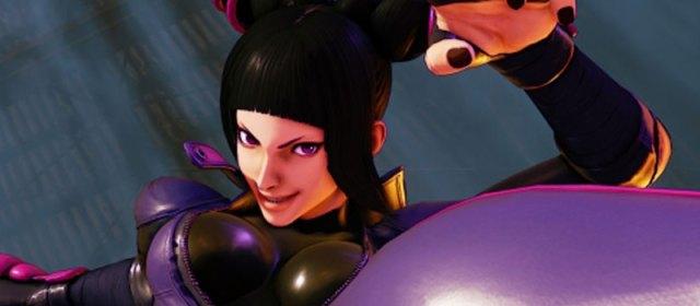 Juri is SFV's latest character
