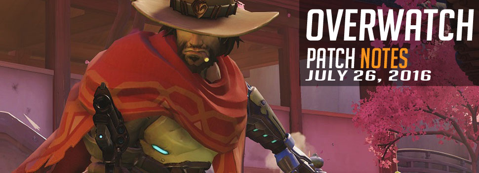 OVERWATCH | New Patch Discussion