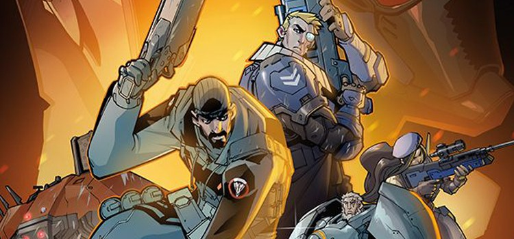 Overwatch and Dark Horse partner for a 2017 graphic novel