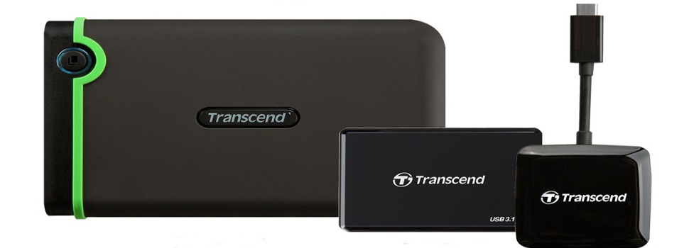 Transcend introduces new USB Type-C product line for mobile devices and computers