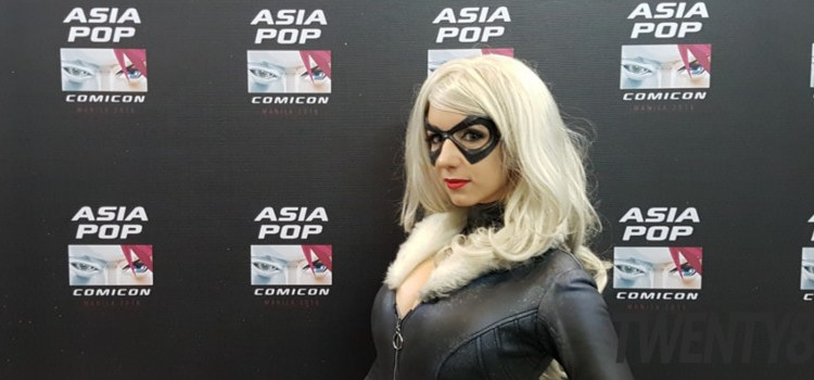 AsiaPOP Comicon 2016: Riddle