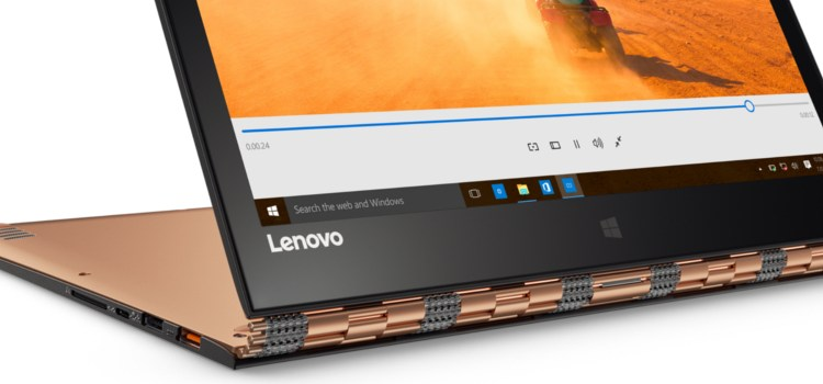 """Lenovo Releases New Yoga 900 convertible, featuring a 13.3"""" QHD+ Display"""