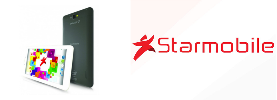 Starmobile Celebrates 5th Anniversary With P500 Off of The Engage 7i Tablet