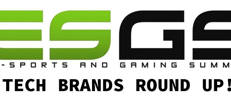 ESGS 2016   Brand Round Up