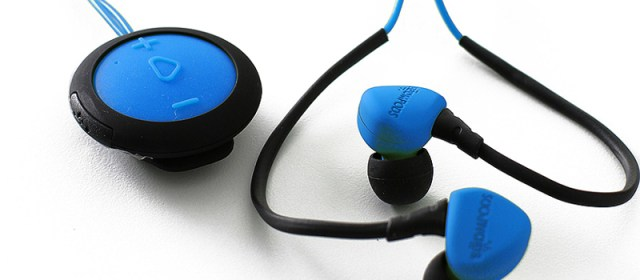 Boompods Sportpods Race: Sound that Performs