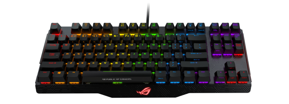 ASUS Announces ROG Claymore and ROG Claymore Core