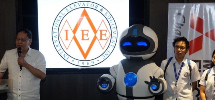 Stand on the Right, Walk on the Left; IEE holds its First Media Event